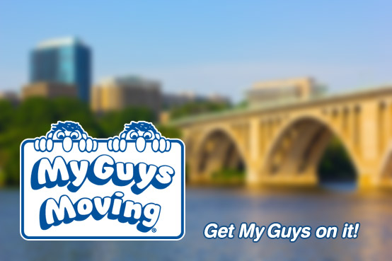 My Guys Moving & Storage is a local moving company with professional movers serving Arlington VA (Rosslyn, Courthouse, Clarendon, Ballston) and surrounding areas