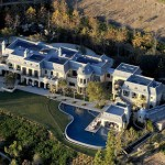 Dr. Dre's 18,000 square foot estate