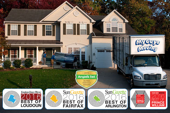best moving companies 2016