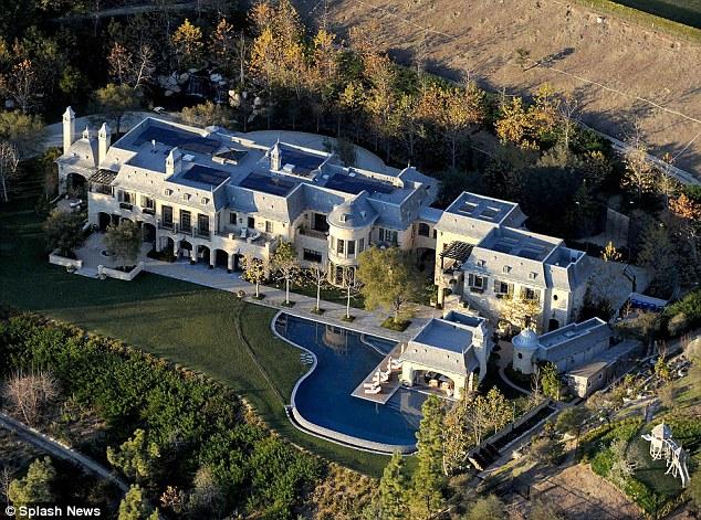 Dr Dre's house