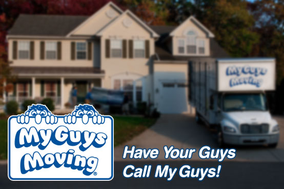 Local movers and moving companies Bethesda MD