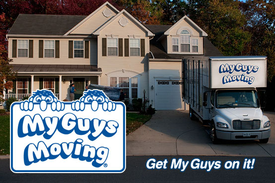 Movers in Chantilly. My Guys Moving & Storage is professional and reliable