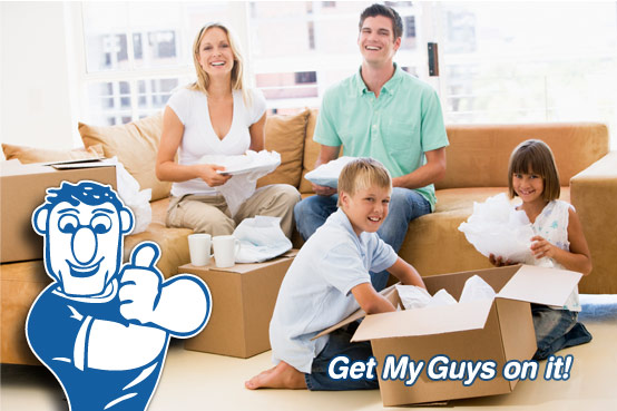 Need movers in Reston VA? Call My Guys Moving & Storage