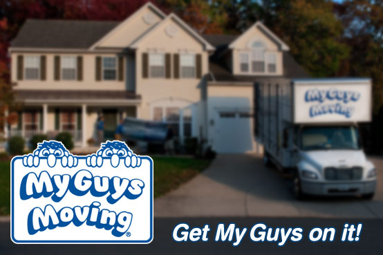 Movers Springfield VA. For reliable movers, call My Guys Moving & Storage