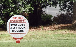 Two Guys and a Truck - CCHASM Golf Tournament