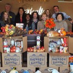 picture of Interfaith Relief food drive