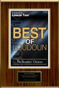 Best of Loudoun - My Guys Movers