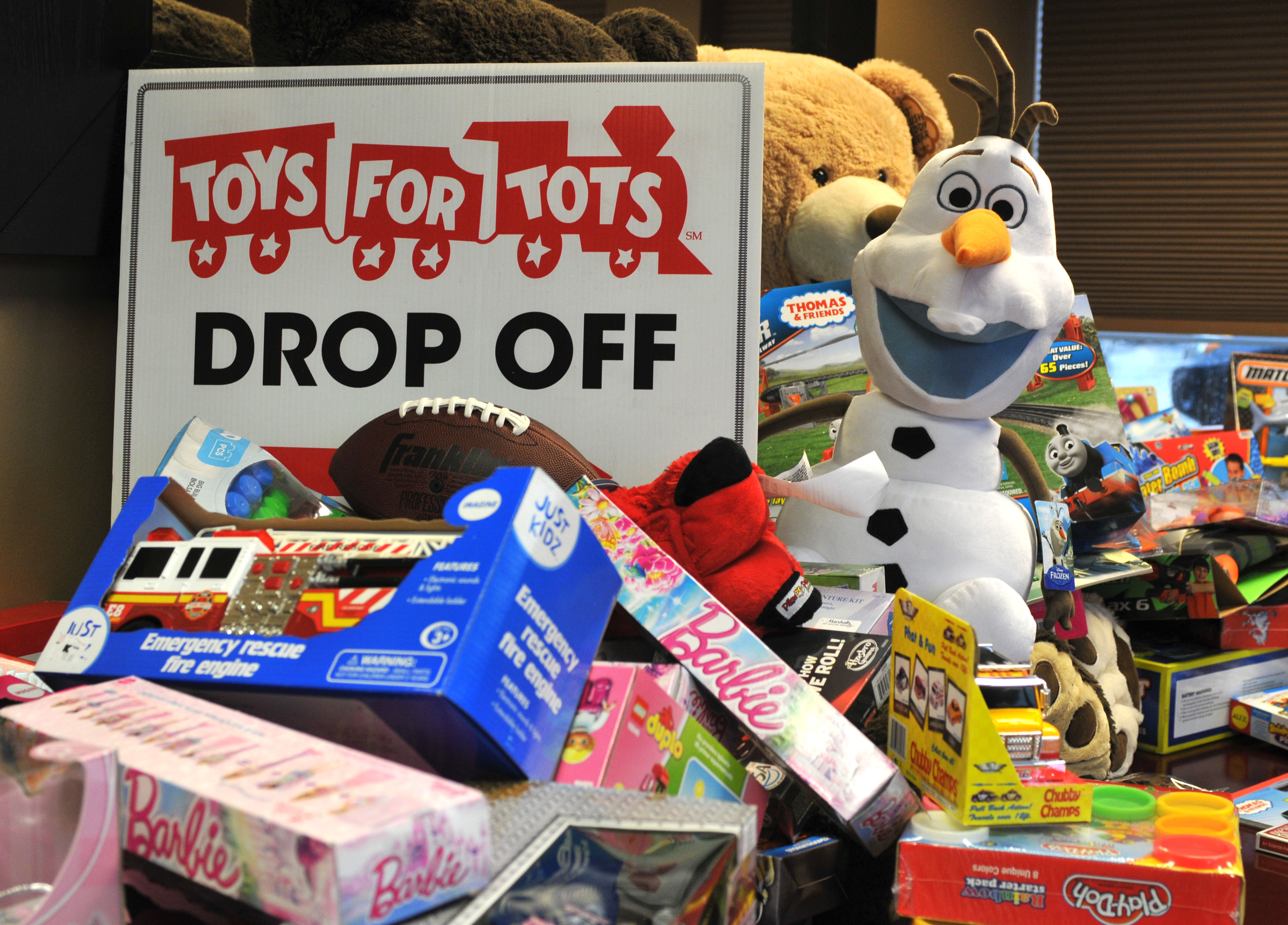 Toys For Tots Rating : Toys for tots my guys moving storage