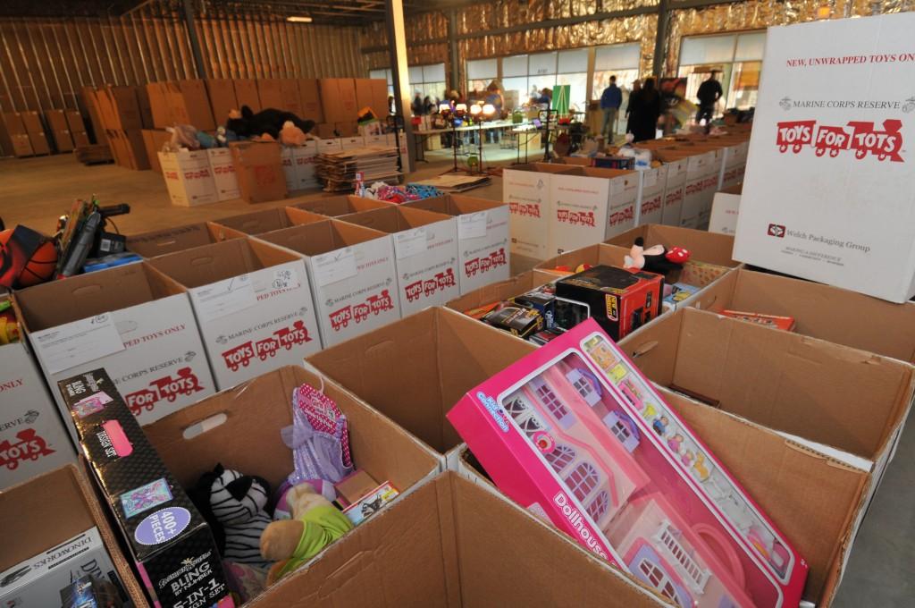 Distribution Center in Leesburg, VA