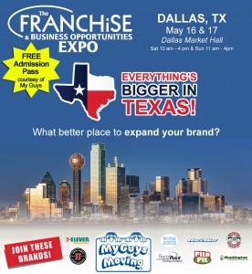 moving company franchise expo