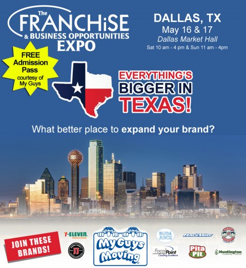 moving company franchise expo
