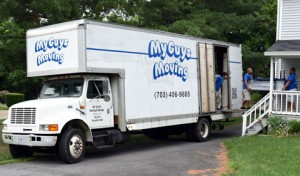 moving company gives back to community
