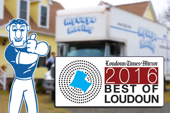 picture of best moving companies Loudoun County 2016