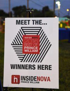 Prince William County winners