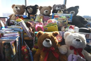 Toys for Tots at Century21