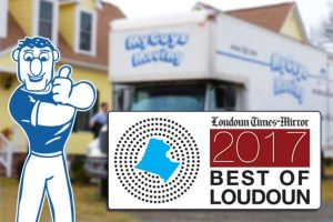 photo of best moving companies Loudoun County 2017
