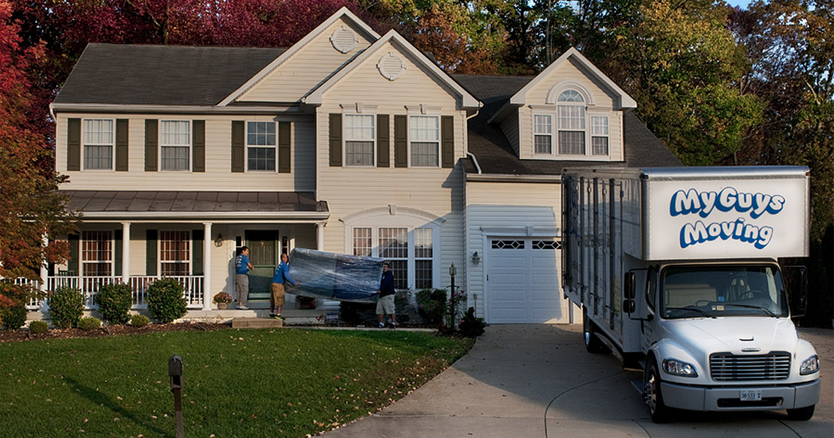 My Guys Moving U0026 Storage | Dependable, Affordable Movers