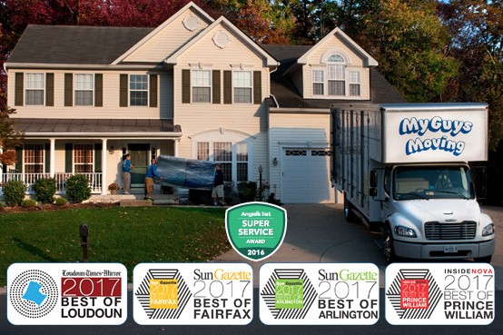 best moving companies northern va 2017