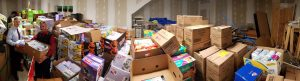 roomful of boxes