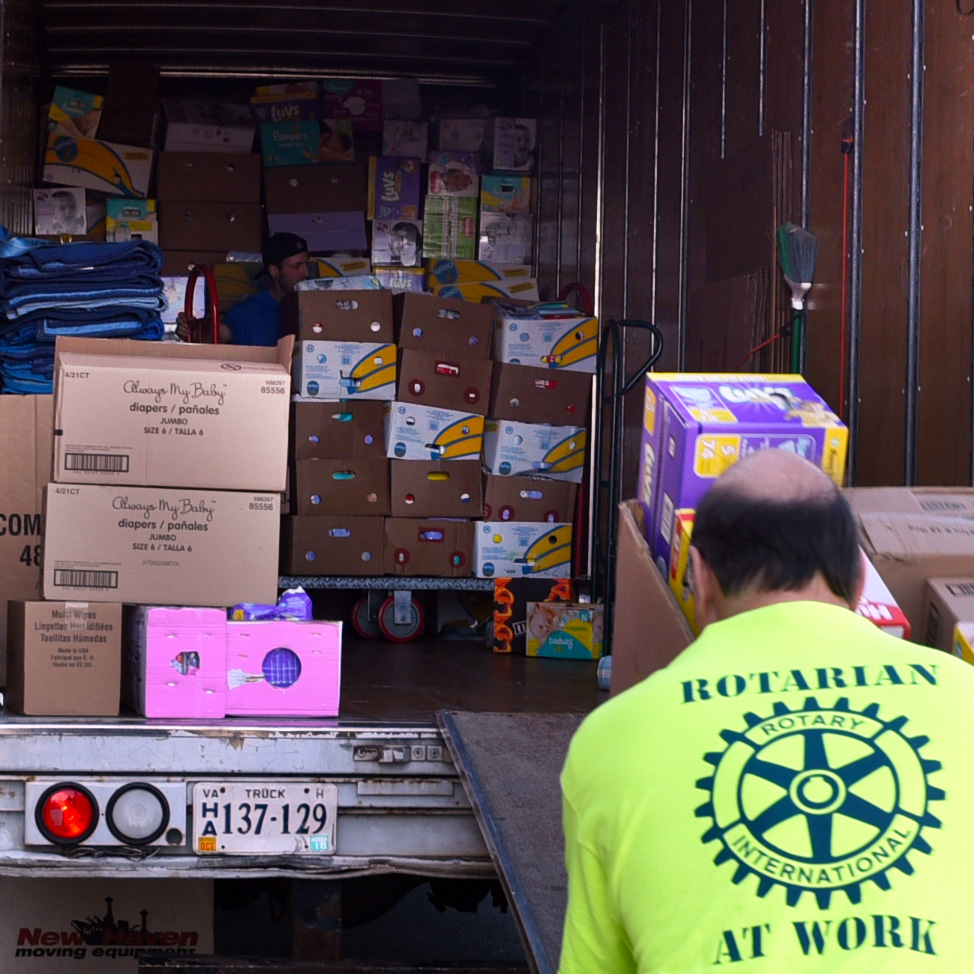 Moving A Truckload Of Diapers My Guys Moving Amp Storage
