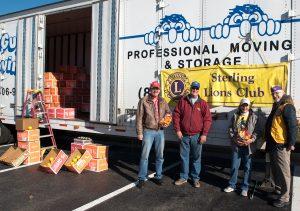 moving truck sterling va