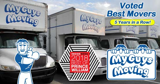 best movers prince william county 2018