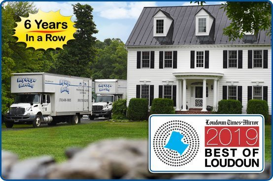 Best Moving Companies in Loudoun County VA 2019