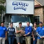 Moving Company Helps Combat Vets