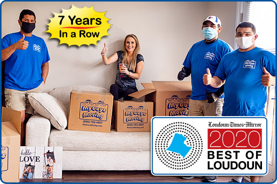 Best Moving Companies Loudoun County VA 2020